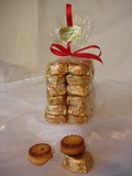 Macarons d'Amiens   Best cookies in France, light, not too sweet.  http://www.trogneux.fr