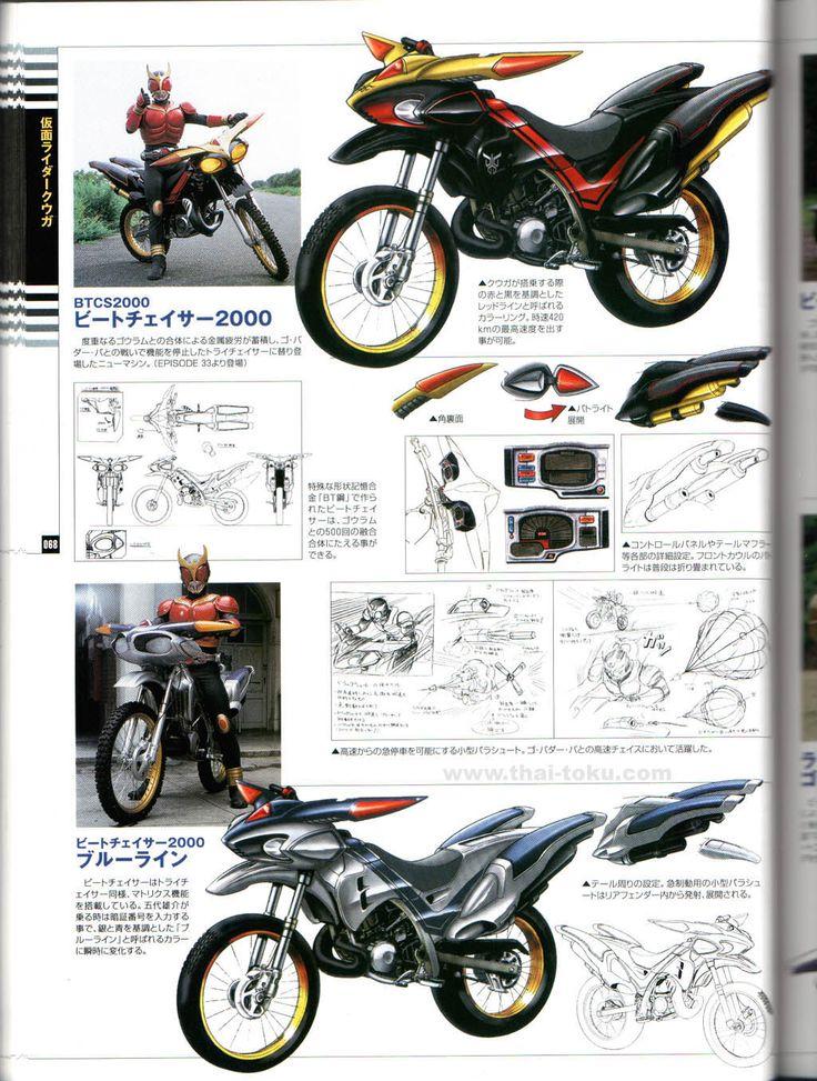 VERSIX : Kamen Rider Bikerz