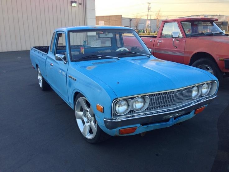 82 best Datsun 520 images on Pinterest | Mini trucks ...