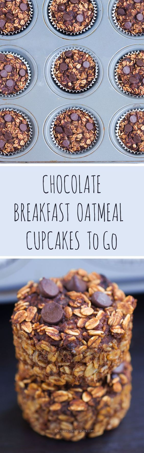 You cook just ONCE and get a delicious breakfast for the entire month - Easy & nutritious recipe loved by kids and adults: chocolatecoveredk... @Chocolate Covered Katie
