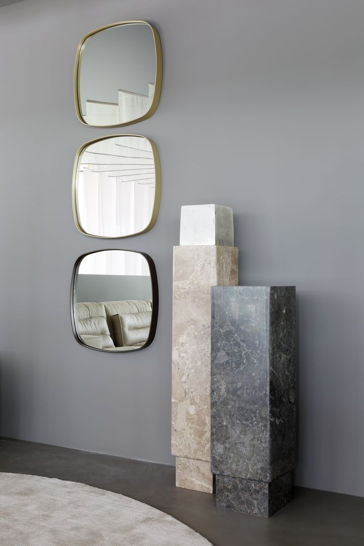 Piet Boon | Our new KEKKE mirrors. Styling: Studio Piet Boon Styling. Credits: Enrico Conti.
