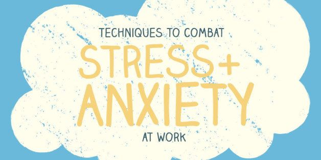 22 Tips And Tricks For Combatting Stress At Work