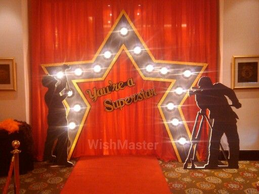 #Hollywood #party by WishMaster Party Planner#wishmaster_eo https://www.facebook.com/WishMaster.Party Follow WishMaster's instagram: wishmaster_eo, twitter: wishmaster_eo, Pinterest WishMaster Party Planner