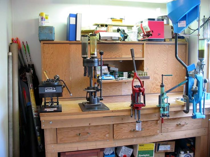 Official Reloading Bench Picture Thread - Now with 100% more Pictures! -