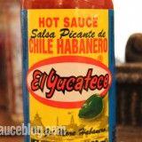 El Yucateco Salsa Picante de Chile Habanero