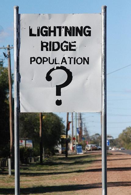 oh Lightning Ridge. miss this!