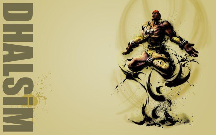 Street Fighter Wallpaper Dhalsim WallDevil