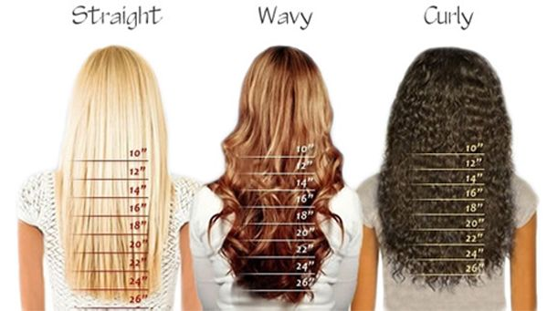 Curly Hair Length Chart What Does 12 Inches Of Hair Look Like Google Search