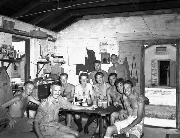 Soldats canadiens, quatre ans de captivité aux mains des Japonais