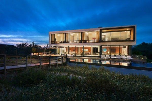 Luxury Gardening Design Ideas from Luxury House Design Ideas with Amazing Exterior Innovation by Blaze Makoid Architecture 600x398 Luxury House Design Ideas with Amazing Exterior Innovation by Blaze Makoid Architecture