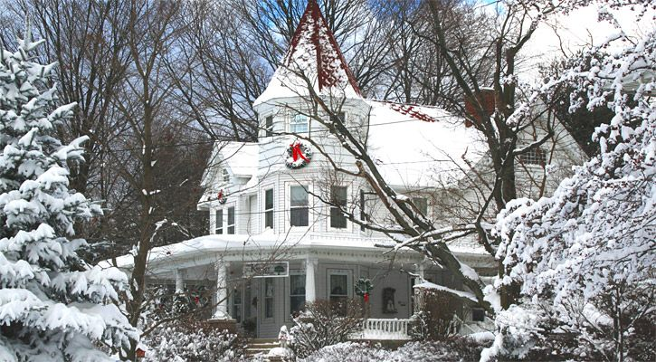 The Kingsley House: Saugatuck, Michigan Bed and Breakfast Inn