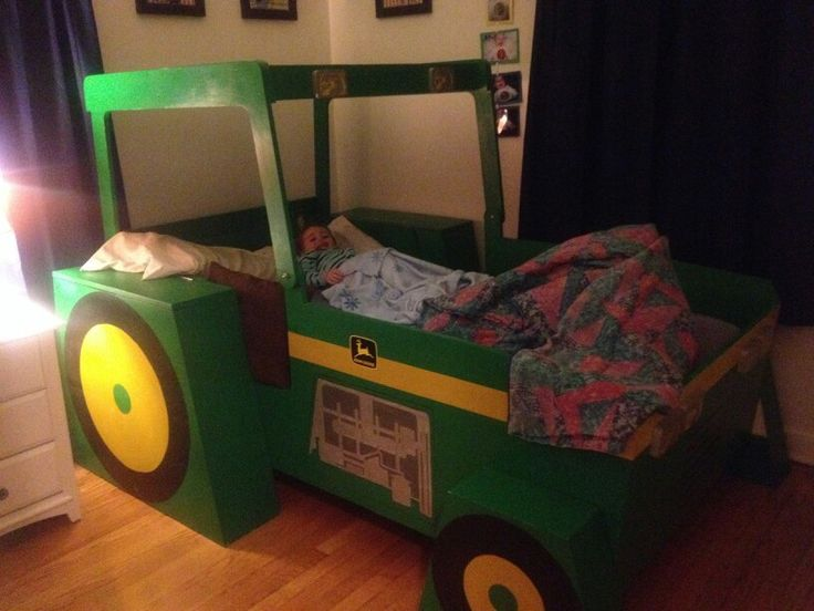 25 Unique Tractor Bed Ideas On Pinterest
