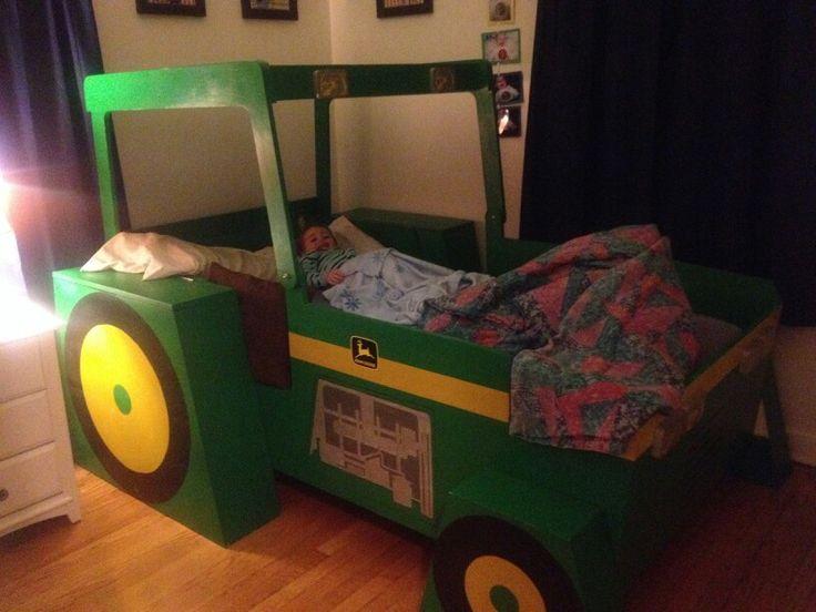 23 best images about kids bedroom ideas on pinterest for John deere bedroom ideas