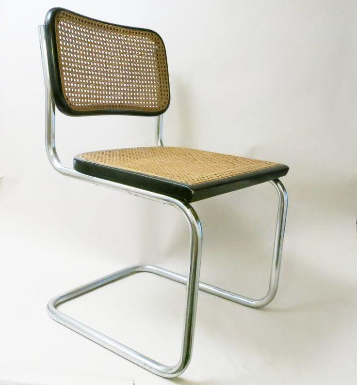 Paire de chaises Cesca Marcel Breuer Thonet by Breuer | modernariato