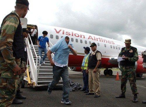 EEUU ha deportado 507 dominicanos en lo que va 2016 tras cumplir condenas en cárceles