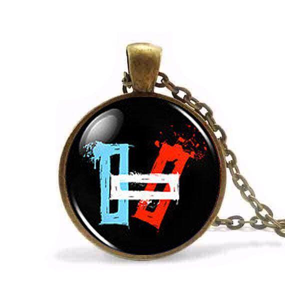Twenty One Pilots 4 Music Band Necklace fashion Jewelry twenty one pilots fans Pendant chain man womens steampunk necklace charm