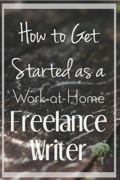 Great breakdown of freelance writing for beginners