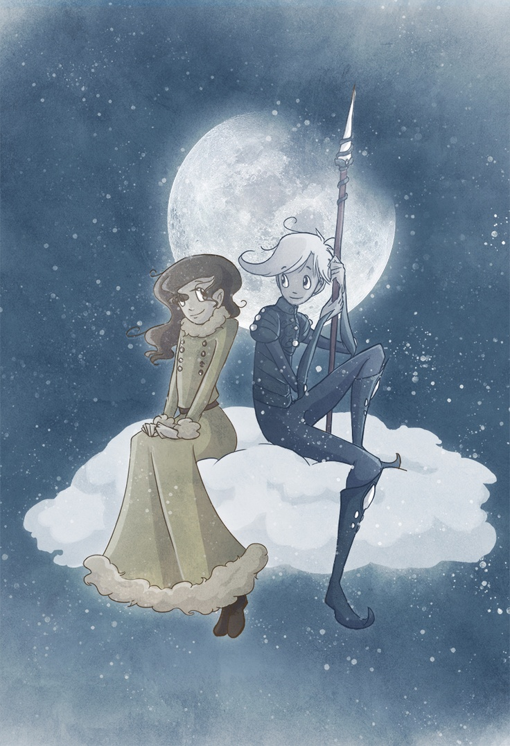 Night light x jack frost - Nightlight And Kathie In The Clouds