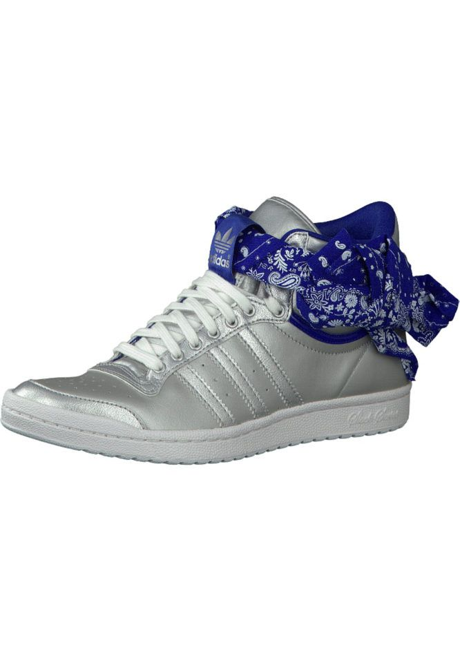 adidas Originals Damen Sneaker - TOP TEN HI SLEEK BOW BANDA