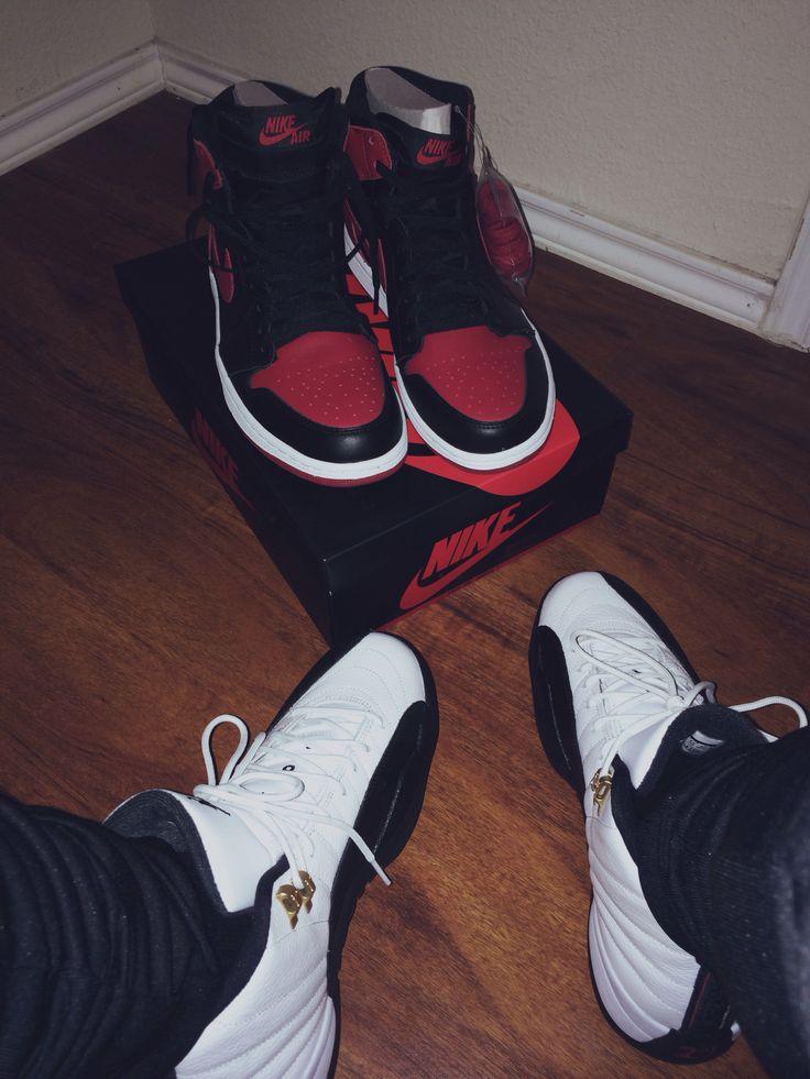 quality design d2323 36387 Jordan Retro 12s & Retro OG Jordan 1s | Shoes I can't have ...