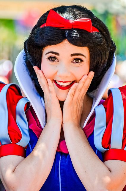 Snow White Disney Disney Dream Disney Face Characters
