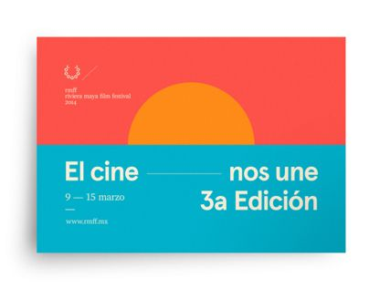 "Check out this @Behance project: ""RMFF 2014."" https://www.behance.net/gallery/12004433/RMFF-2014"