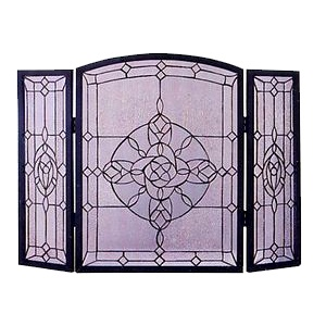 leaded glass fireplace screens. Google Image Result for http static bargainjack com GraveyardMall  Glass Fireplace ScreenFireplace 13 best GLASS FIREPLACE SCREEN images on Pinterest