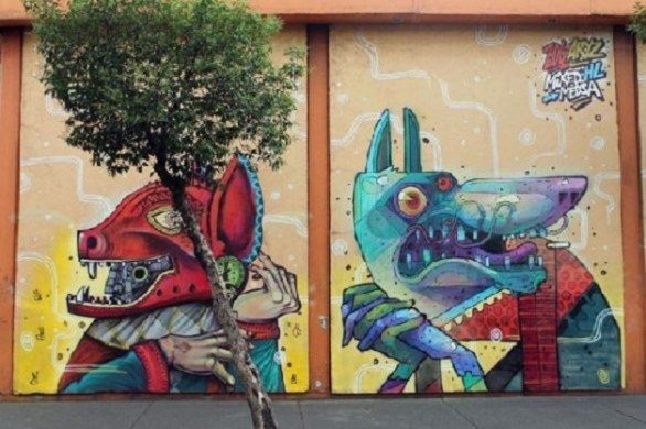 "Fotografia e street art: "" You are not Banksy"""