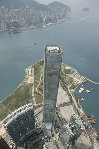 The+Ritz-Carlton,+Hong+Kong+-+The+Ritz-Carlton,+Hong+Kong+-+Exterior+Aerial+View