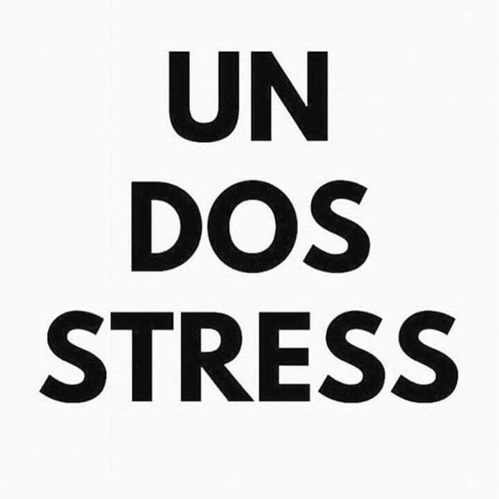 Stress aiuto