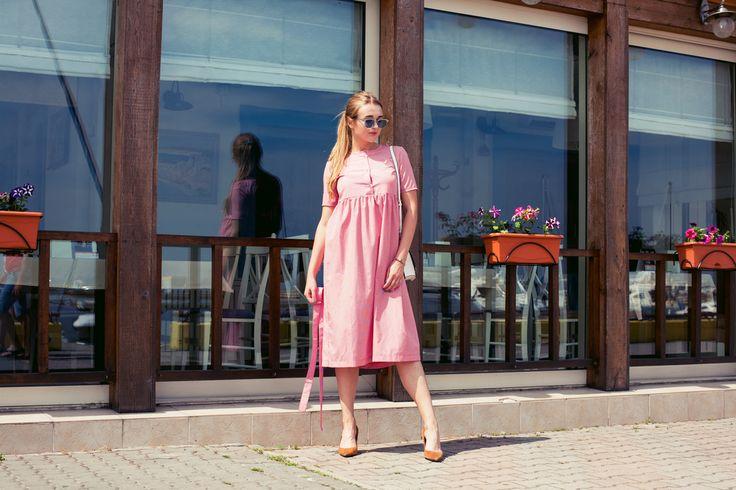 Street style: ах, эти розовые мечты  #мода #стиль #тренды #одежда