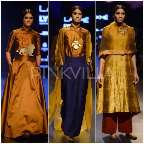 Runway Report : Payal Khandwala at Lakme Fashion Week Winter Festive 2016…