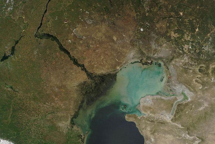 El calentamiento global está secando el Mar Caspio - https://www.meteorologiaenred.com/calentamiento-global-esta-secando-mar-caspio.html
