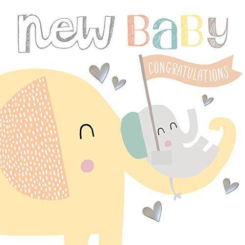 Hotchpotch Mummy & Baby Elephant New Baby Congratulations Card http://www.amazon.co.uk/dp/B015OD8GW6/ref=cm_sw_r_pi_dp_DwHKwb08HRFWZ