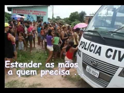 SER POLICIAL CIVIL É ... (VÍDEO HOMENAGEM)