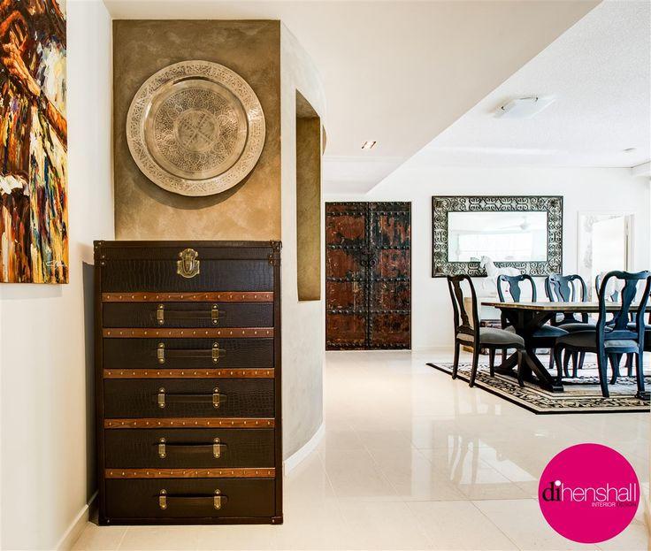 Entry: Designed by Di Henshall Interior Design