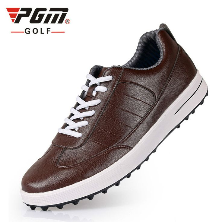 Cheap sneaker, Buy Quality shoe stretcher directly from China sneakers skateboard Suppliers: PGM Authentic Golf Shoes men Waterproof Anti-skid High Quality male Sport Sneakers Breathable Shoes
