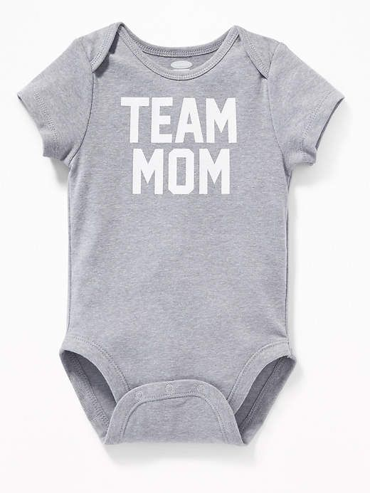 5e4d639b47ea Old Navy Graphic Jersey Bodysuit for Baby