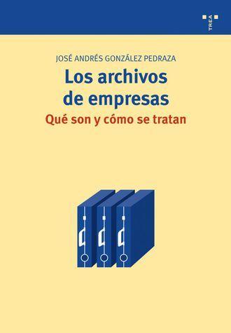 Los archivos de empresas
