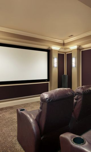 122 best Home Theaters images on Pinterest | Media rooms, Media room design  and Theatre design