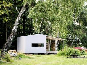 制作時間48時間!DIY組立式住宅「Mini House」   未来住まい方会議 by YADOKARI   ミニマルライフ/多拠点居住/スモールハウス/モバイルハウスから「これからの豊かさ」を考え実践する為のメディア。