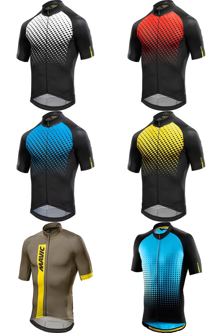 [Visit to Buy] 2017 PRO TEAM MEN'S ROAD JERSEYS COSMIC GRAPHIC JERSEY Everyday jersey with ergonomic fit mavic short sleeve cycle Jersey #Advertisement