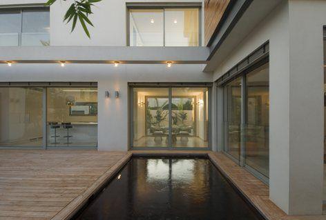 Sharon House by Blumenfeld Moor Architects, Ramat HaSharon, Blumenfeld Moor Architects