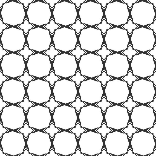 Abstract Geometric Seamless Pattern Repeating Geometric Black And White Texture Abstract Background Texture Png And Vector With Transparent Background For Fr Abstract Geometric White Texture