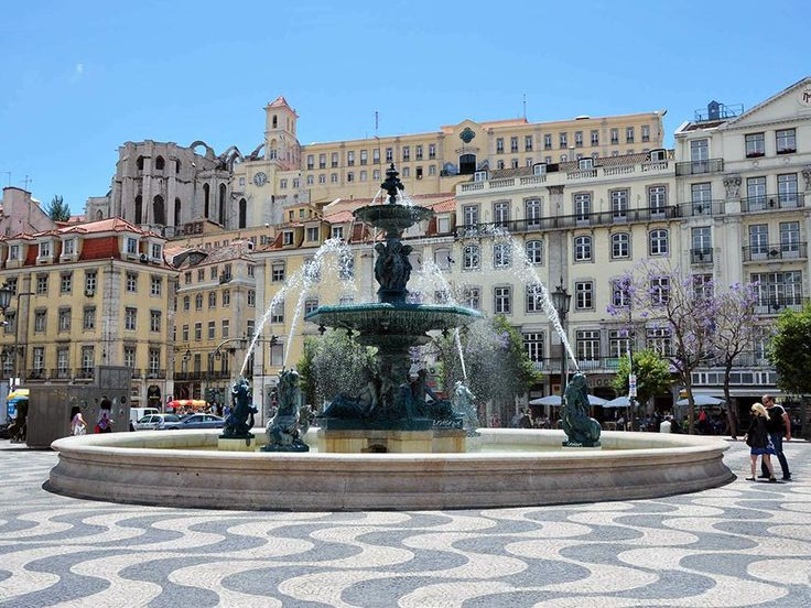 Rossio, Lisbon