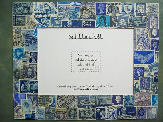 | Craft Ideas | Pinterest | Postage Stamps, Photo Mats and Stamps
