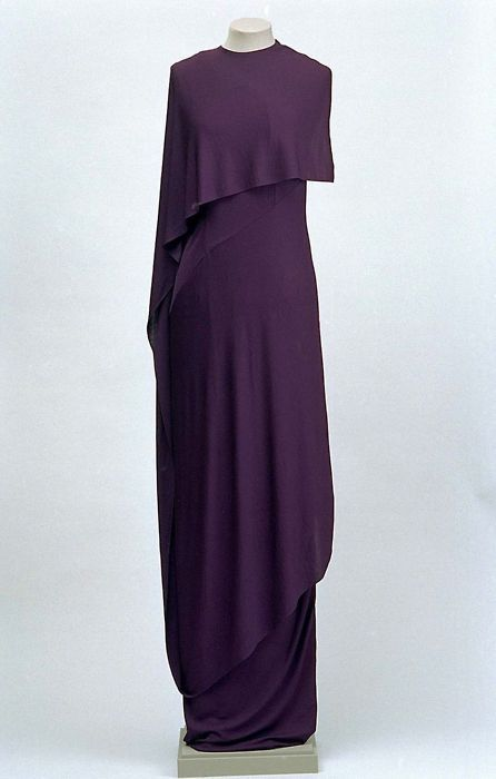 Evening Dress    Madame Grès, 1978    The Museum of Fine Arts, Boston