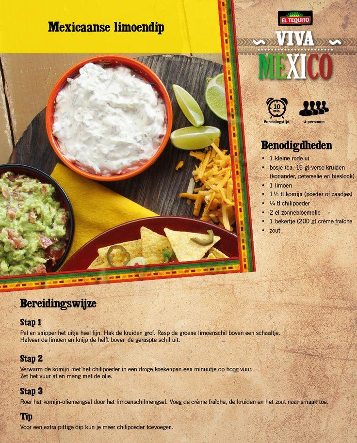 Mexicaanse limoendip - Lidl Nederland
