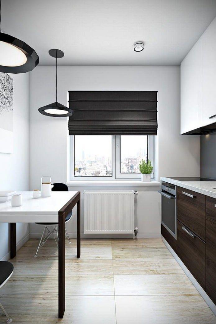 Проектът показва как модерния минималистичен стил, избран за дизайна на един двустаен апартамент позволяват създаването на хармоничен и функционален интериор.