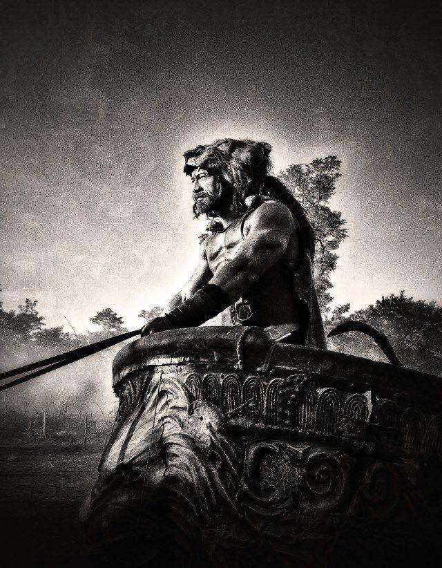 Hercules (Dwayne Johnson)